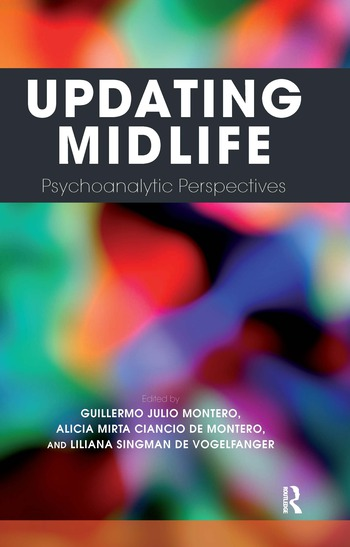 Updating Midlife Psychoanalytic Perspectives book cover