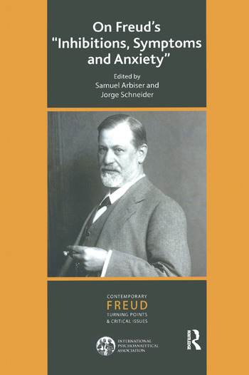 On Freud's Inhibitions, Symptoms and Anxiety book cover