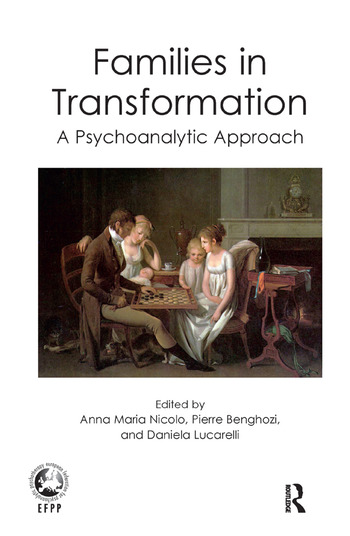 Families in Transformation A Psychoanalytic Approach book cover
