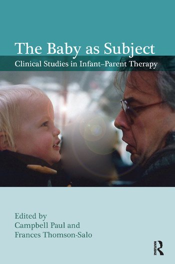 The Baby as Subject book cover