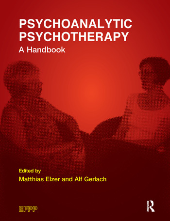 Psychoanalytic Psychotherapy A Handbook book cover
