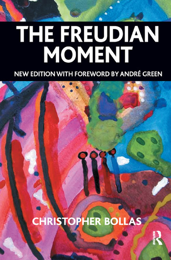 The Freudian Moment book cover
