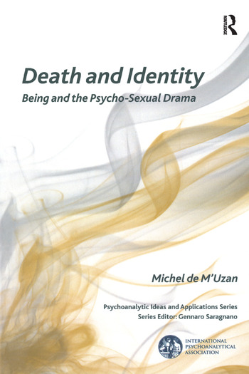 Death and Identity book cover