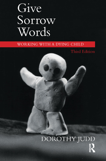 Give Sorrow Words Working with a Dying Child book cover