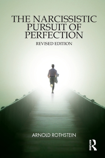 The Narcissistic Pursuit of Perfection book cover