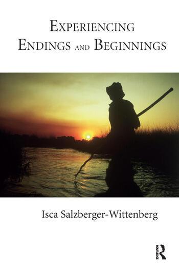 Experiencing Endings and Beginnings book cover