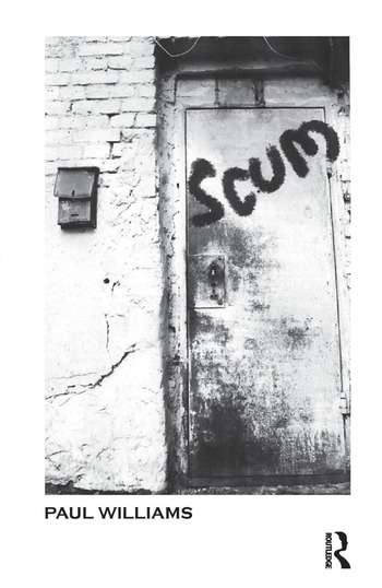 Scum book cover