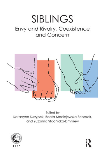 Siblings Envy and Rivalry, Coexistence and Concern book cover