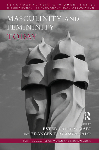 Masculinity and Femininity Today book cover