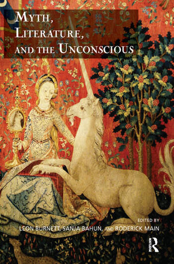 Myth, Literature, and the Unconscious book cover