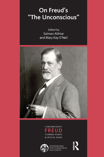 On Freud's The Unconscious book cover