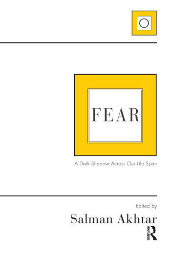 Fear A Dark Shadow Across Our Life Span book cover