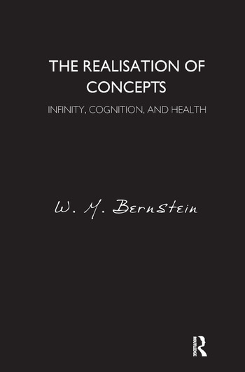 The Realisation of Concepts Infinity, Cognition, and Health book cover