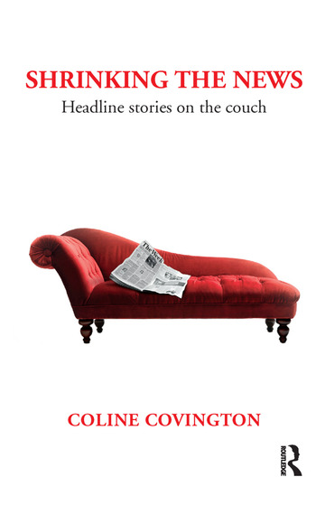Shrinking the News Headline Stories on the Couch book cover