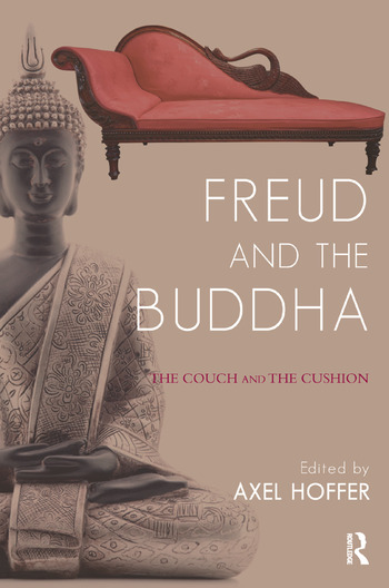 Freud and the Buddha The Couch and the Cushion book cover