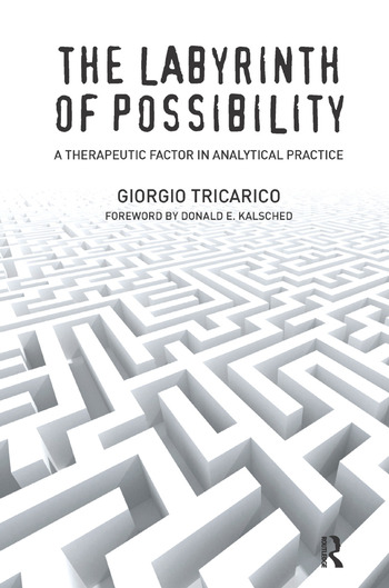 The Labyrinth of Possibility A Therapeutic Factor in Analytical Practice book cover