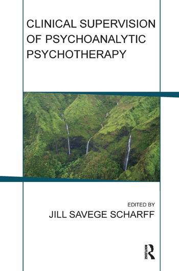 Clinical Supervision of Psychoanalytic Psychotherapy book cover