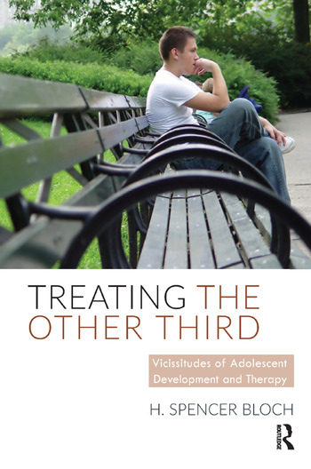 Treating The Other Third Vicissitudes of Adolescent Development and Therapy book cover