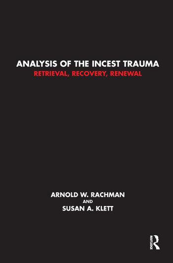 Analysis of the Incest Trauma Retrieval, Recovery, Renewal book cover