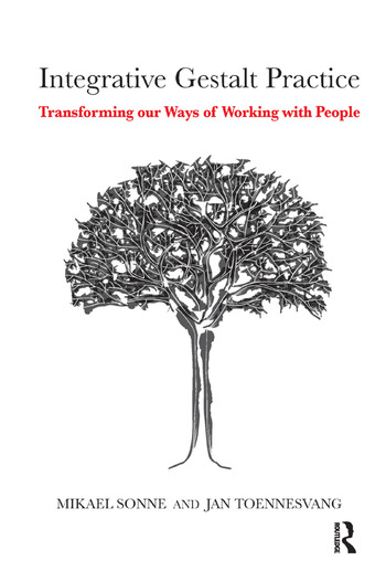 Integrative Gestalt Practice Transforming our Ways of Working with People book cover