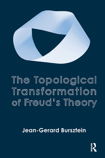 The Topological Transformation of Freud's Theory book cover