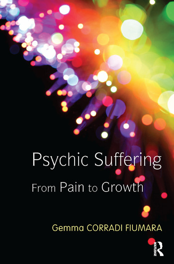 Psychic Suffering From Pain to Growth book cover