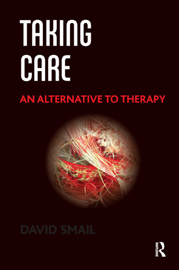 Taking Care An Alternative to Therapy book cover
