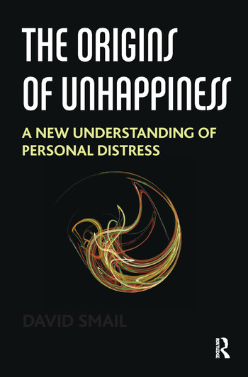 The Origins of Unhappiness A New Understanding of Personal Distress book cover
