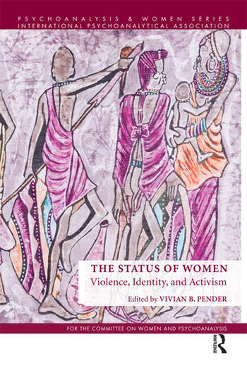 The Status of Women Violence, Identity, and Activism book cover