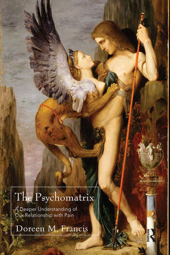 The Psychomatrix A Deeper Understanding of Our Relationship with Pain book cover