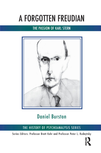 A Forgotten Freudian The Passion of Karl Stern book cover