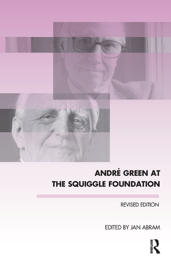 Andre Green at the Squiggle Foundation book cover