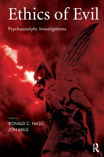 Ethics of Evil Psychoanalytic Investigations book cover