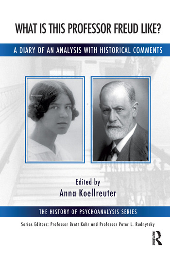 What is this Professor Freud Like? A Diary of an Analysis with Historical Comments book cover