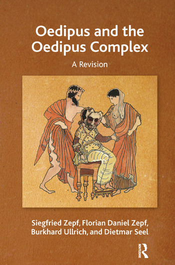 Oedipus and the Oedipus Complex A Revision book cover