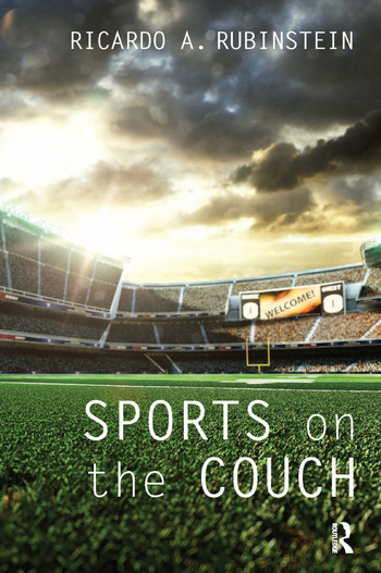 Sports on the Couch book cover