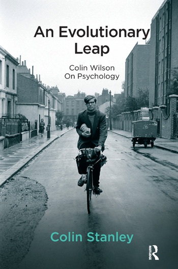 An Evolutionary Leap Colin Wilson on Psychology book cover