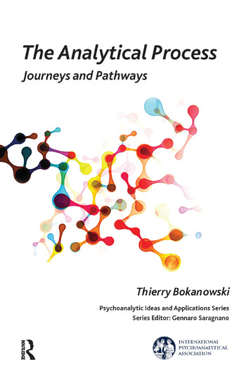 The Analytical Process Journeys and Pathways book cover