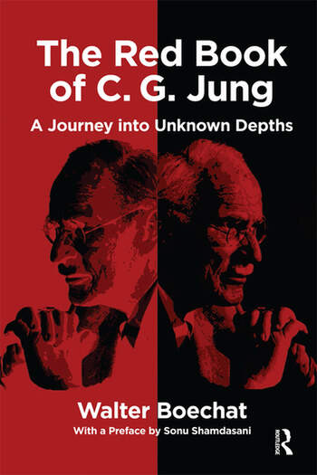 The Red Book of C.G. Jung A Journey into Unknown Depths book cover