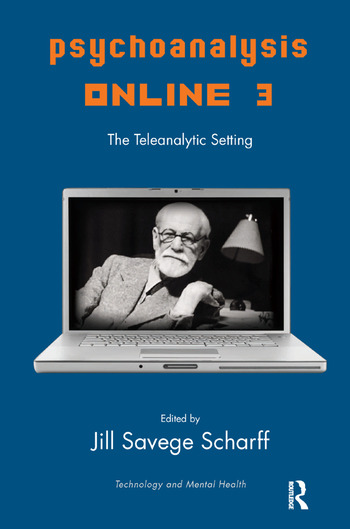 Psychoanalysis Online 3 The Teleanalytic Setting book cover