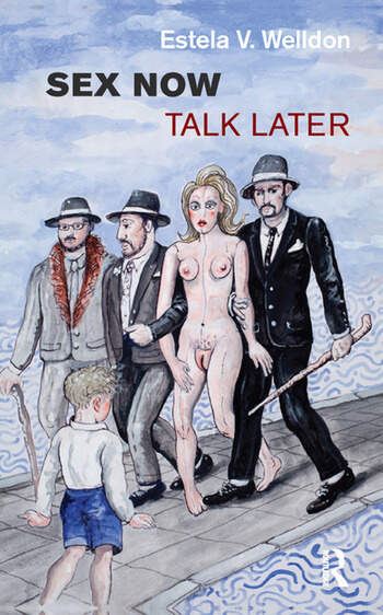 Sex Now, Talk Later book cover