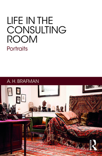 Life in the Consulting Room Portraits book cover