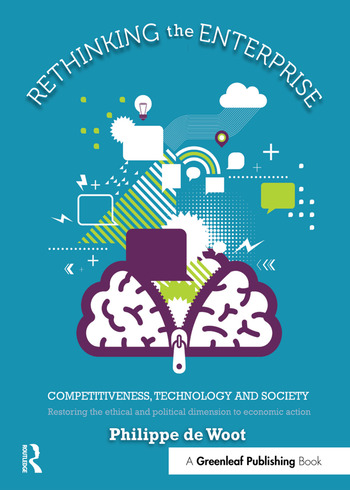 Rethinking the Enterprise Competitiveness, Technology and Society book cover