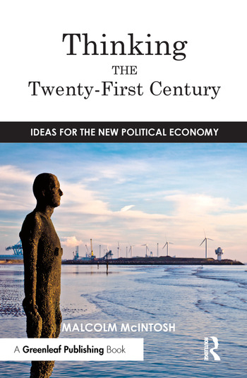 Thinking the Twenty­‐First Century Ideas for the New Political Economy book cover