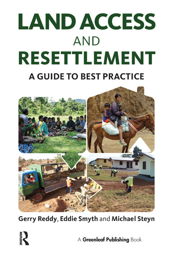 Land Access and Resettlement A Guide to Best Practice book cover