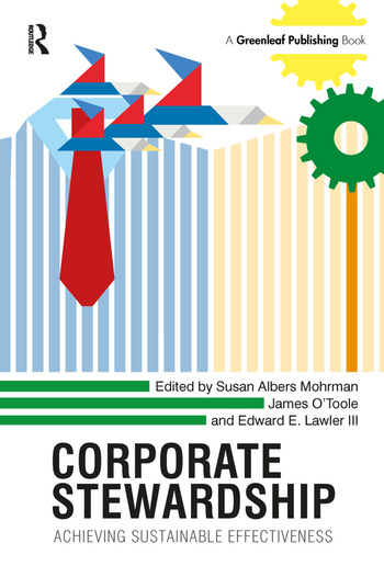 Corporate Stewardship Achieving Sustainable Effectiveness book cover