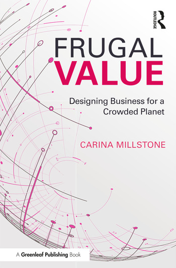 Frugal Value Designing Business for a Crowded Planet book cover