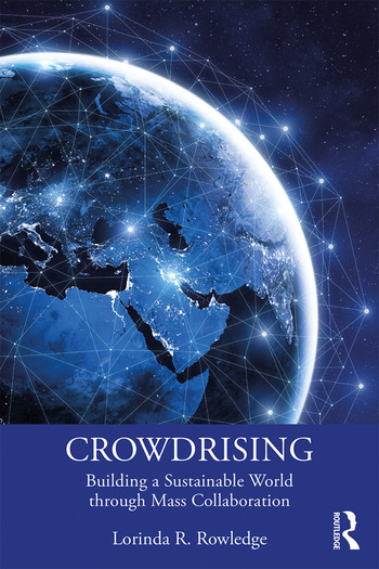 CrowdRising Building a Sustainable World through Mass Collaboration book cover