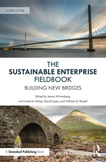 The Sustainable Enterprise Fieldbook Building New Bridges, Second Edition book cover