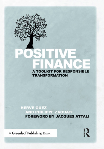 Positive Finance A Toolkit for Responsible Transformation book cover